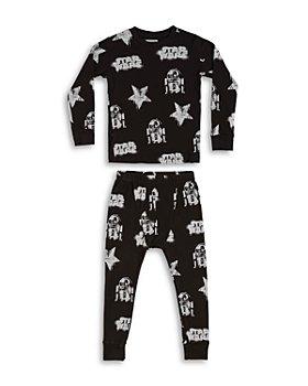 NUNUNU - Unisex Star Wars™ Printed Tee & Pants Set - Little Kid