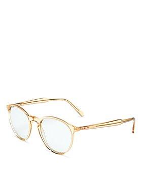 Prada - Men's Round Sunglasses, 51mm