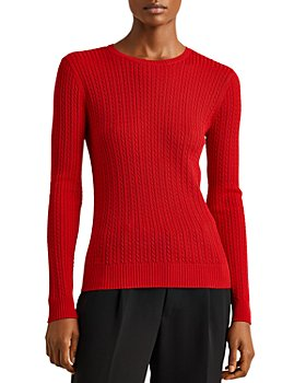 Ralph Lauren - Cable Knit Sweater