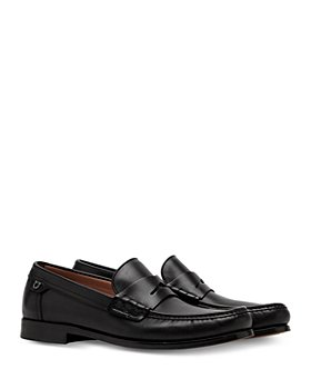 Salvatore Ferragamo - Men's Slip On Penny Loafers