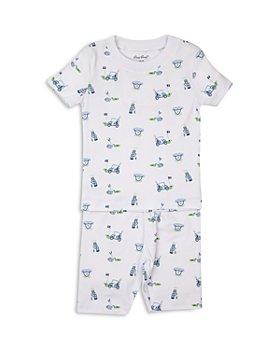 Kissy Kissy - Boys' Golf Print Pajama Top & Shorts Set - Baby