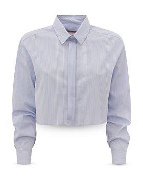 Andamane - Georgina Cropped Shirt