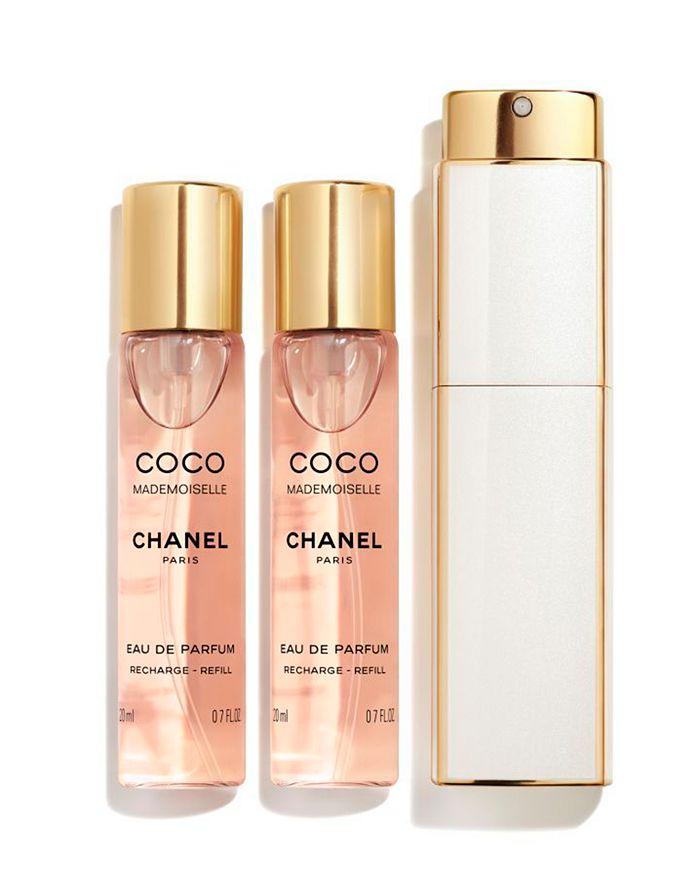 CHANEL - COCO MADEMOISELLE Eau de Parfum Twist and Spray