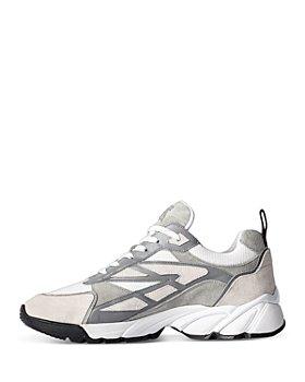Zadig & Voltaire - Men's Wave Mix Sneakers