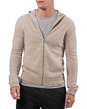 ATM Anthony Thomas Melillo - Wool & Cashmere Solid Slim Fit Hoodie