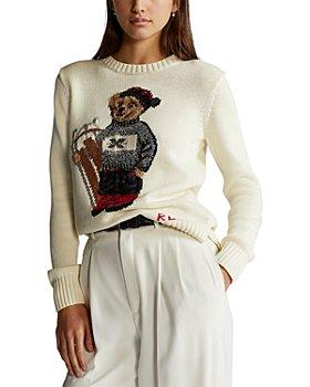 Ralph Lauren - Sled Polo Bear Sweater
