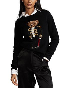 Ralph Lauren - Holiday Polo Bear Sweater