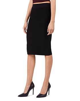 Bailey 44 - Mika Ribbed Midi Skirt