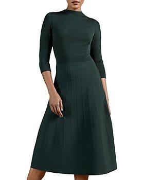 Ted Baker - High Neck Knit Dress
