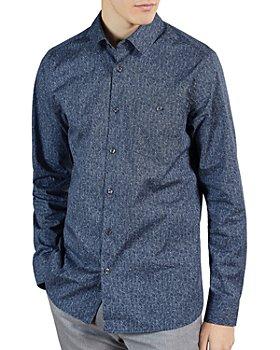 Ted Baker - Woven Pattern Shirt