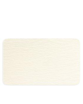 Villeroy & Boch - Manufacture Rock Blanc Sushi Plate