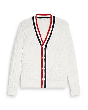Sandro - Cable Knit Cardigan