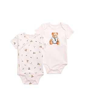 Ralph Lauren - Girls' 2 Pc Bodysuits Set - Baby