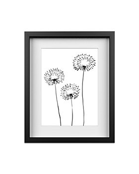 Whom Home - Dandelion Wall Art Collection