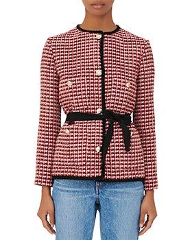 Maje - Venalt Tweed Jacket