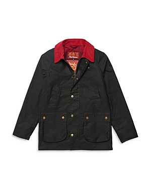 Barbour Oxdale Waxed Jacket-Men