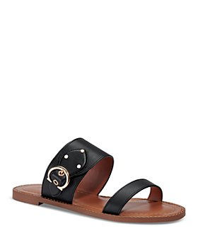 COACH - Women's Harlow Embellished Sandals