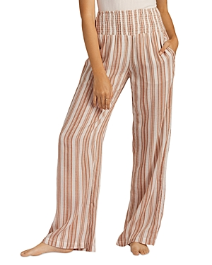 New Waves 2 Cotton Crinkle Gauze Pants