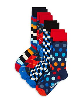 Happy Socks - 4-Pack Holiday Gift Set - 100% Exclusive