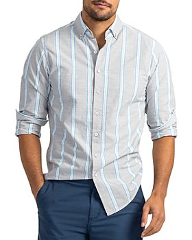 Rodd & Gunn - Spey Street Slim Fit Striped Button Down Shirt
