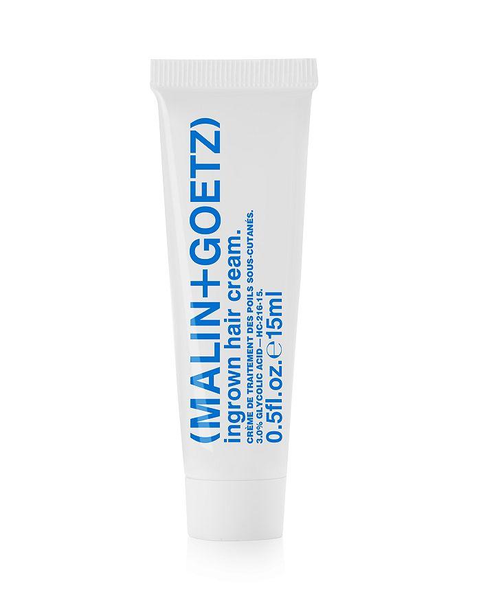 MALIN and GOETZ - Ingrown Hair Cream 0.5 oz.