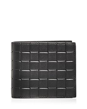 Bottega Veneta - Embossed Leather Bi Fold Wallet