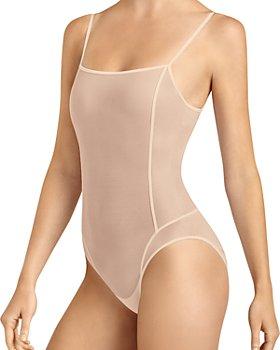 ITEM m6 - All Mesh Shape Bodysuit
