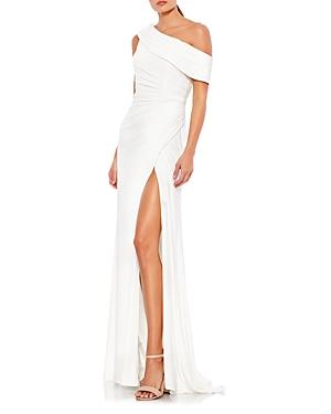 Mac Duggal Off-the-Shoulder Gown-Women