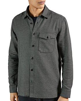 Ted Baker - Puppytooth Regular Fit Button Down Shirt