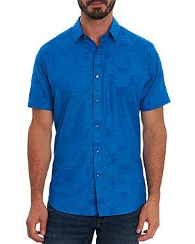 Robert Graham - Woven Classic Fit Short Sleeve Shirt