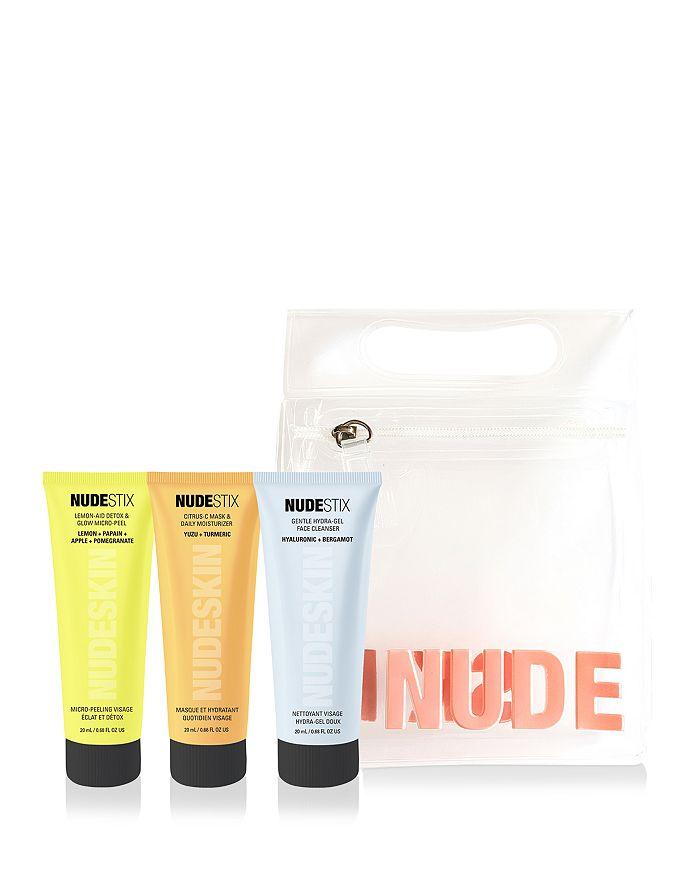Nudestix Beauty sets 3-STEP CITRUS RENEW SET FOR GENTLE SKIN ($35 VALUE)