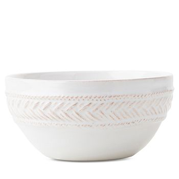 Juliska - Le Panier Whitewash Berry Bowl