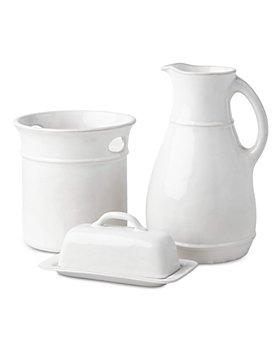 Juliska - Puro Whitewash 3 Pc Essential Accessories Set