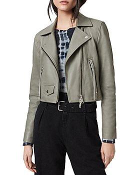 ALLSAINTS - Elora Moto Jacket