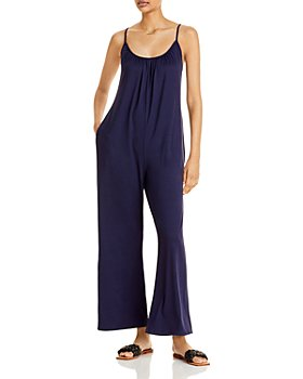 AQUA - Sleeveless Jumpsuit