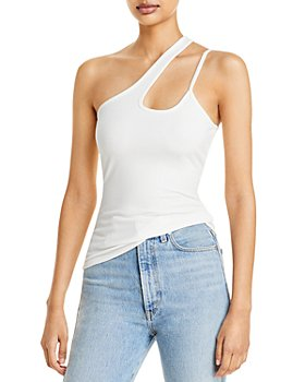 FORE - Asymmetrical Tank Top