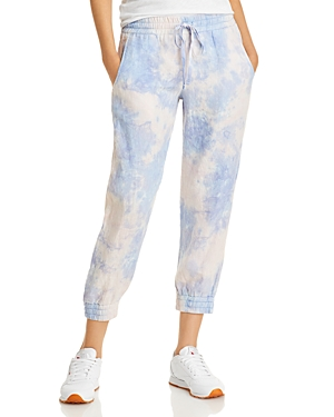 Tie Dyed Jogger Pants