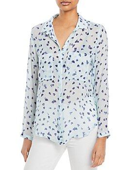 Bella Dahl - Button Up Hipster Shirt