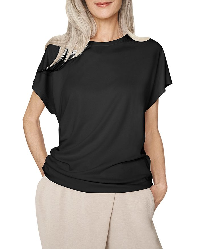 b new york - Ruched Top