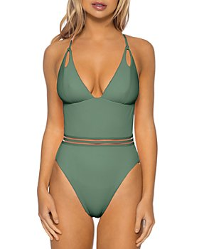 ISABELLA ROSE - Queensland Ribbed One Piece Swimsuit