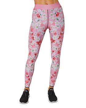 COR designed by Ultracor - All Over Flower Print Leggings