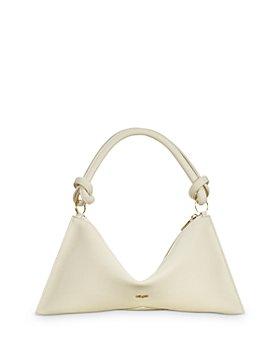 Cult Gaia - Hera Medium Leather Shoulder Bag