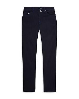 Vilebrequin Gambeta Contrast Cuff Pants in Dark Wash
