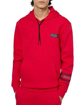 HUGO - Dozzi Logo Hooded Sweatshirt