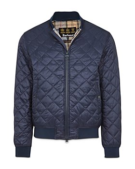 Barbour - Gabble Quilted Bomber Jacket