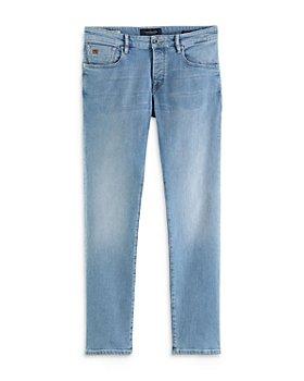 Scotch & Soda - Ralston Slim Fit Jeans in Blauw Trace