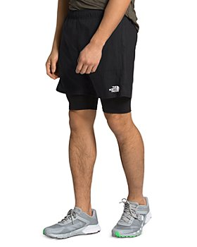 The North Face® - Active Trail Dual Layered Look Standard Fit Shorts