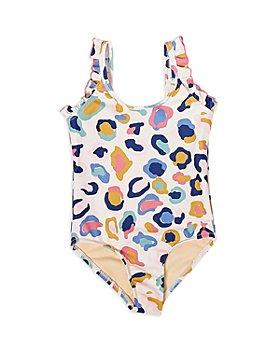 Pink Chicken - Girls' Claire One Piece Swimsuit - Little Kid