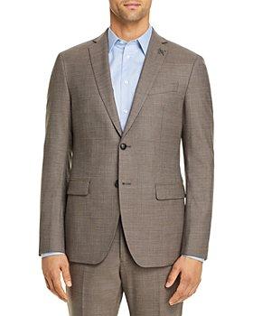 John Varvatos Star USA - Bleecker Sharkskin Slim Fit Suit Jacket
