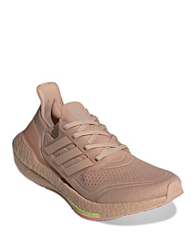 Adidas - Women's Ultraboost 21 Lace Up Running Sneakers